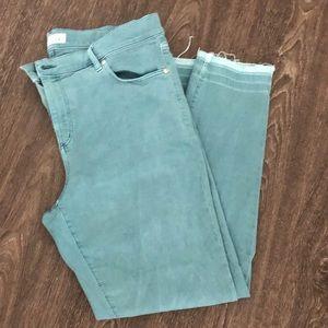Loft modern skinny cut jeans